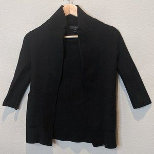 J. Crew Wool Black Blazer Jacket XS